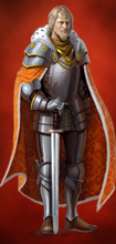 Чемпион Рыцарского Турнира