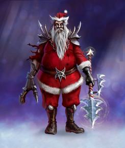 Злой Санта