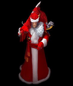 Плохой Санта Китежа