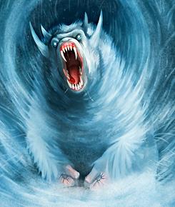 Злая Снежная Тварь