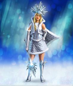 Снегурочка Лютеции