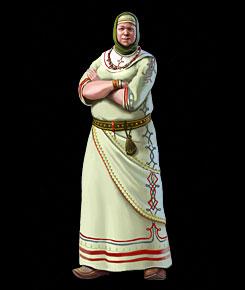 Староста Китежа Пелагея