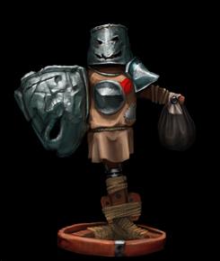 Образ Деревянного солдата